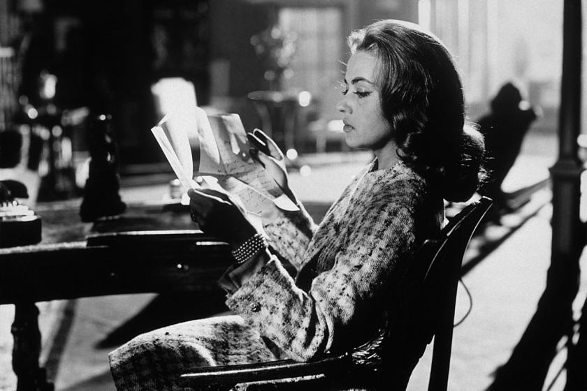 French Actress Jeanne Moreau in the 1960 film Les Liaisons Dangereuses by Roger Vadim© Sunset BoulevardCorbis (2)